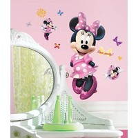 Muursticker Minnie Mouse: 1 vel 46x101 cm