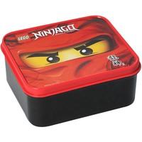 Lunchbox Lego Ninjago: rood