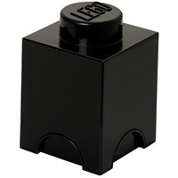 LEGO License Opbergbox LEGO brick 1 zwart