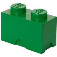 LEGO License Opbergbox LEGO brick 2 groen