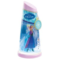 Zak- en nachtlamp Frozen 2-in-1