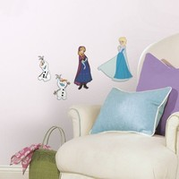 Stickervel Frozen muur Foam