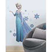 Stickervel Frozen muur Elsa 2 vel 46x101 cm