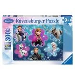 Frozen Puzzel Frozen: 300 stukjes