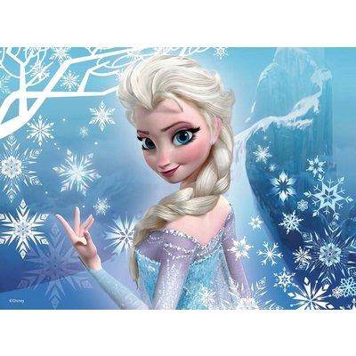 Frozen Puzzel Frozen 4 in 1: 12/16/20/24 stukjes