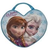 Frozen Disney Frozen Kussen draagbaar Anna - Elsa 36x30