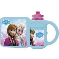 Giftset Frozen: lunchbox en bidon