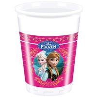 Frozen Bekertjes Frozen classic 200 ml 8 stuks