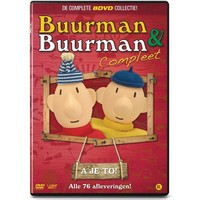 Dvd box Buurman en Buurman