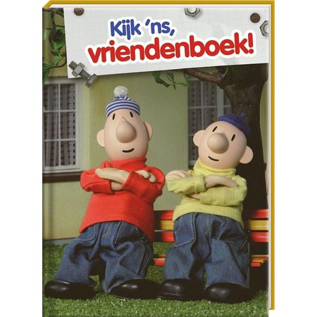 Buurman en Buurman Vriendenboek Buurman en Buurman
