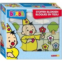 Bumba Stoffen Blokken 9 stuks