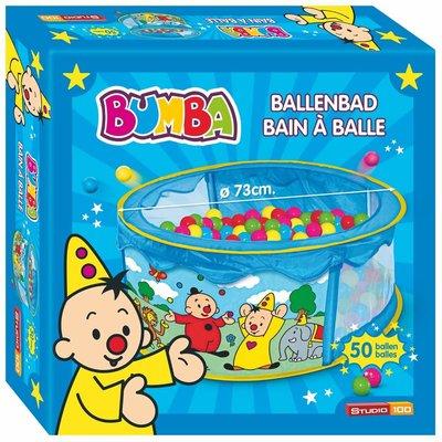 Bumba Bumba Ballenbak met 50 ballen