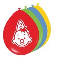 Bumba Bumba ballonnen 8 stuks