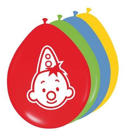 Bumba Bumba Ballonnen - 8 stuks