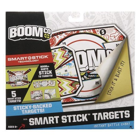 Boomco Smart Stick Targets BOOMco