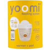 Flessenwarmer met magnetron bakje Yoomi