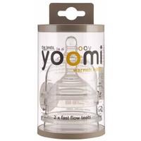 Anti darmkramp speen fase 2 Yoomi: 2-pack