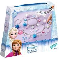 Armbandjes maken Frozen ToTum sneeuwvlok