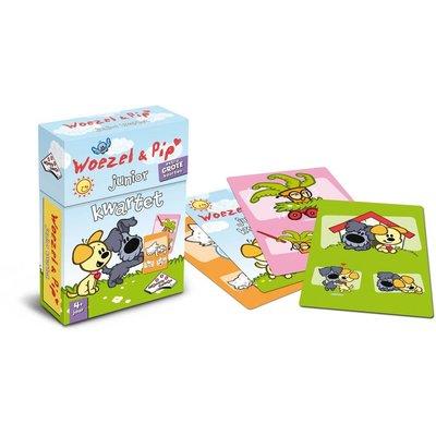 Identity Games Kwartet Woezel en Pip