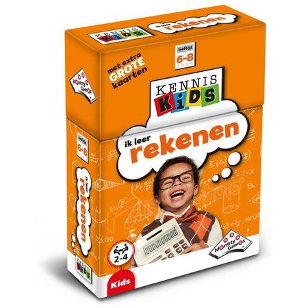 Identity Games Kaartspel Kenniskids - ik leer rekenen