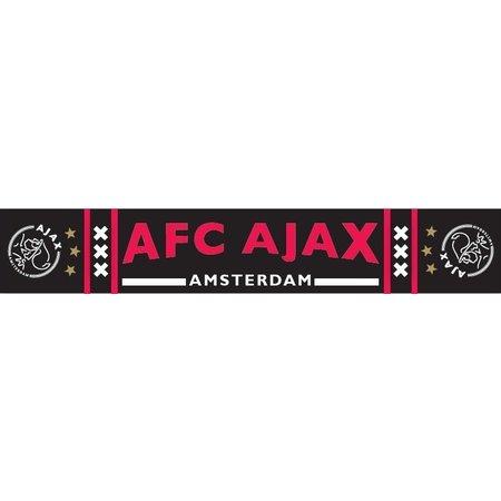 AJAX Amsterdam Sjaal ajax zwart AFC ajax
