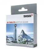 SIGG SIGG Acc. Bottle Clean Tablets 20 stuks