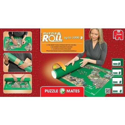 Jumbo Portapuzzle & rolmat t/m 3000 stukjes