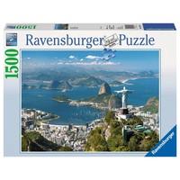 Puzzel Uitzicht op Rio: 1500 stukjes