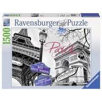 Puzzel Paris mon amour 1500 stukjes