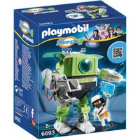Playmobil 6693 Cleano-Robot