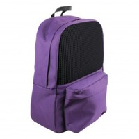 Rugzak Pixelbags purple/black: 240 stuks S