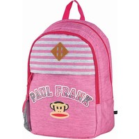 Rugzak Paul Frank pink jersey 43x30x18 cm