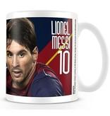 Barcelona FC Mok barcelona: Messi