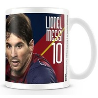 Mok barcelona: Messi