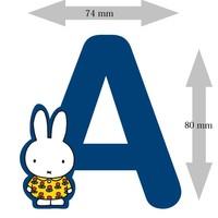 Letter Nijntje 8 cm A