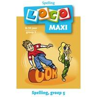 Spelling! groep 5 Loco Maxi