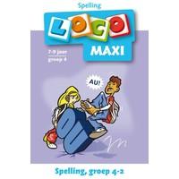 Spelling! groep 4 deel 2 Loco Maxi
