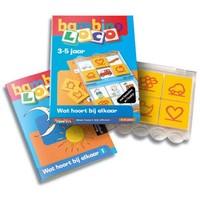 Pakket Loco Bambino Wat hoort bij elkaar