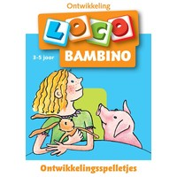 Ontwikkelingsspelletjes Loco Bambino