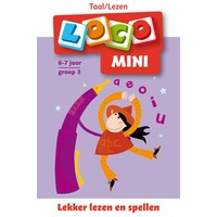 Lekker lezen en spellen Loco Mini