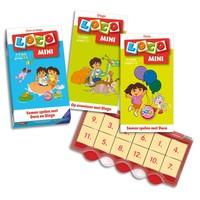 Pakket Loco Mini Spelen Dora/Diego
