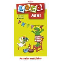 Puzzelen met Kikker Loco Mini
