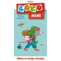 Kikker en al zijn vrienden Loco Mini