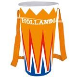 Opblaas drum holland: 35 cm