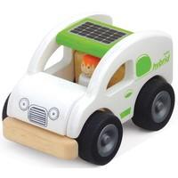 Voertuig Wonderworld Eco auto 10x15x13 cm