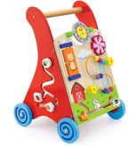 New Classic Toys Loopwagen New Classic Toys 46x32x34 cm