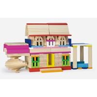 Bouwblokken New Classic Toys: 250 stuks 29x26x32 cm