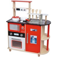 Keukentje hout New Classic Toys: modern 64x30x78 cm