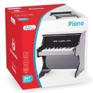 New Classic Toys Piano zwart New Classic Toys 29x28x25 cm