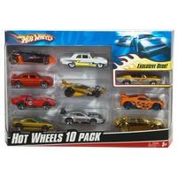 Giftset Hotwheels 10-pack